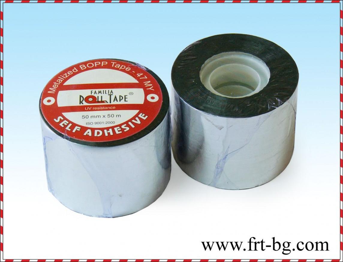 Метализирана  алуминиева лента